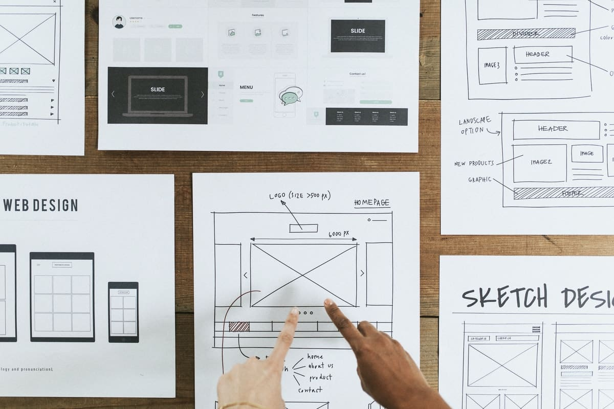 Design websites and mobile apps ways to make money online from home