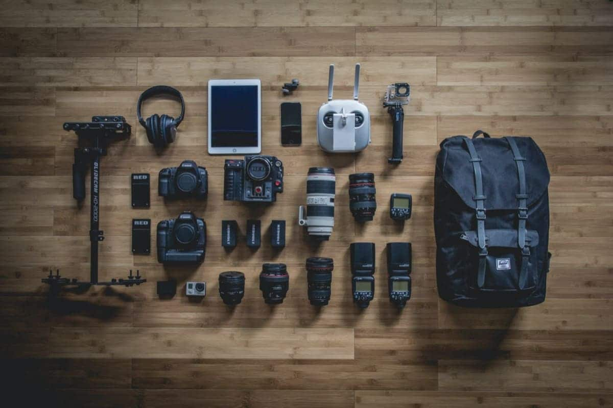 rent your camera gear ways to make money online from home