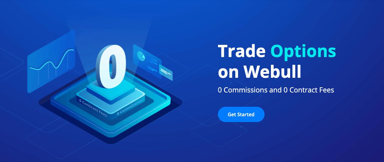 options trading webull