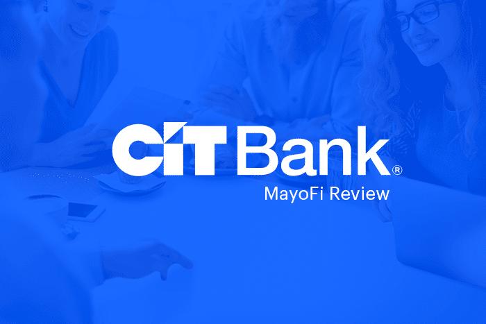 CIT bank review