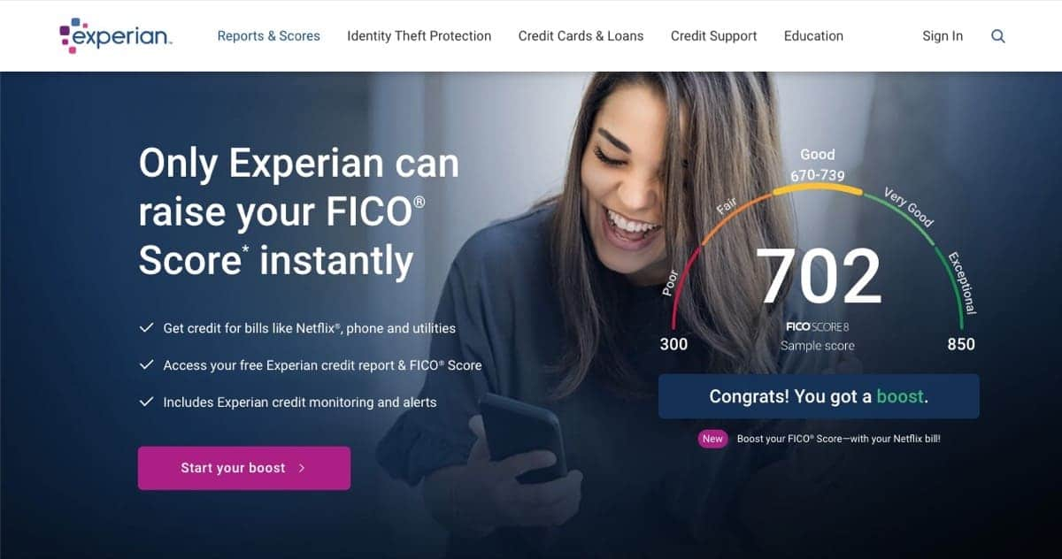 experian boost creditworks